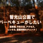 智光山バーベキュー場アイキャッチ