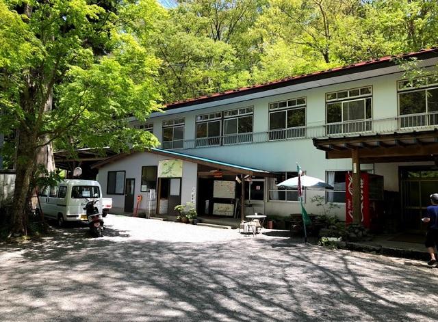 道志の森キャンプ場の紅葉03
