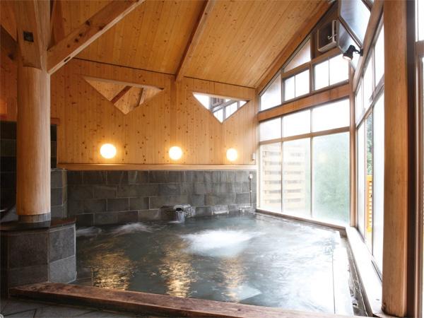 さわらびの湯大浴場
