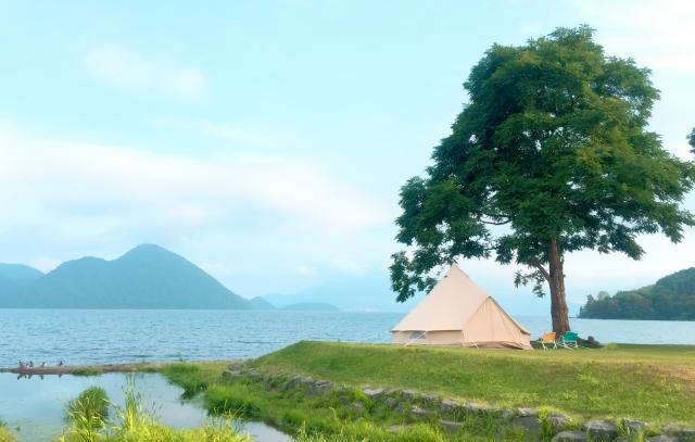 ソロキャンプにおすすめのテント