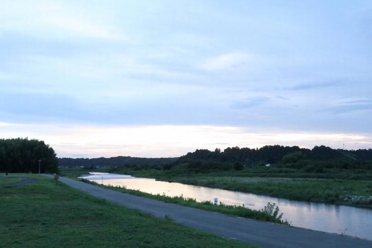 辰の口親水公園