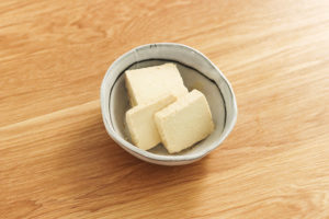 高麗豆腐の味噌漬け