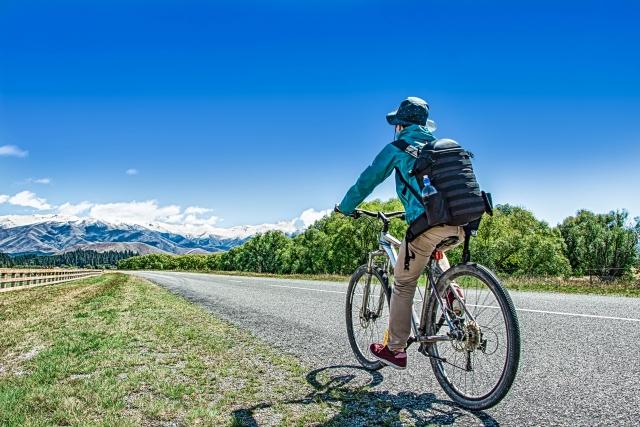 北海道を自転車で巡る
