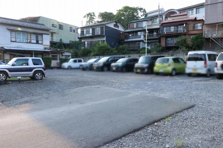 飯能河原駐車場