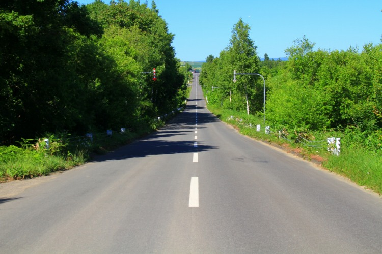 s-北海道の道路