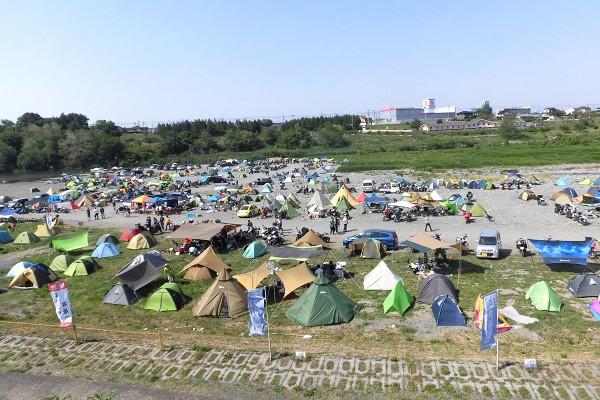 埼玉県の無料キャンプ場_かわせみ河原