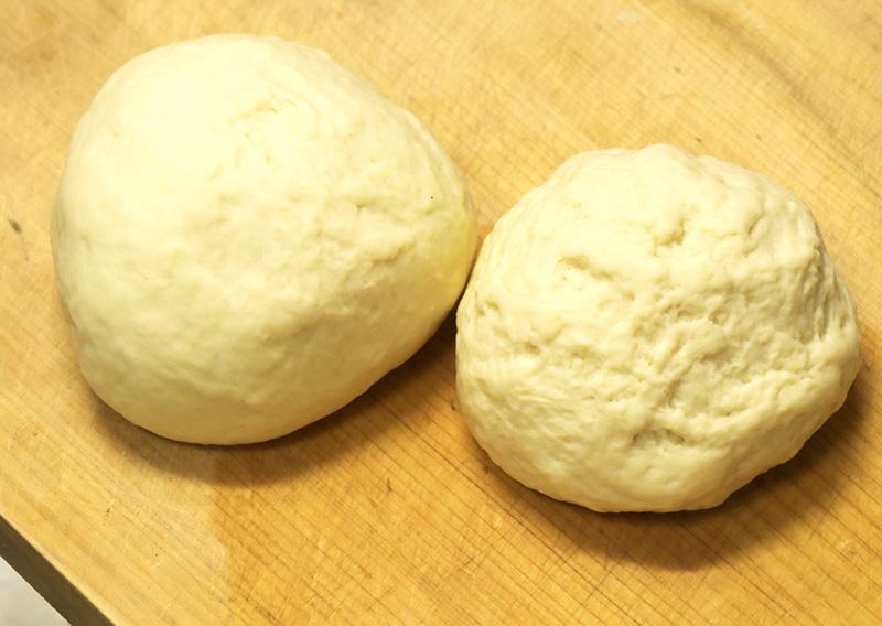 ダッチオーブンでピザ作り12