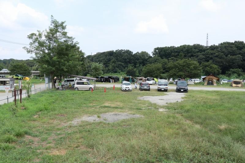 学校橋河原キャンプ場