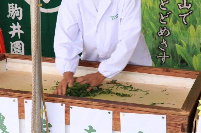 巾着田曼殊沙華まつりの様子03
