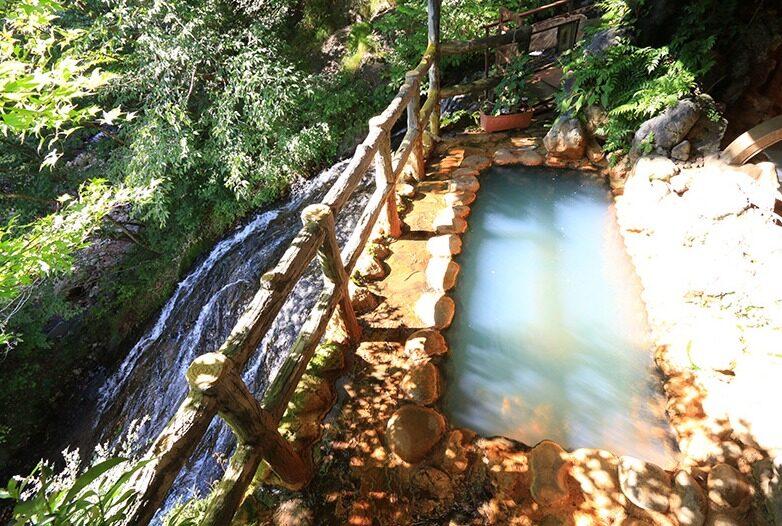赤城山キャンプ場温泉