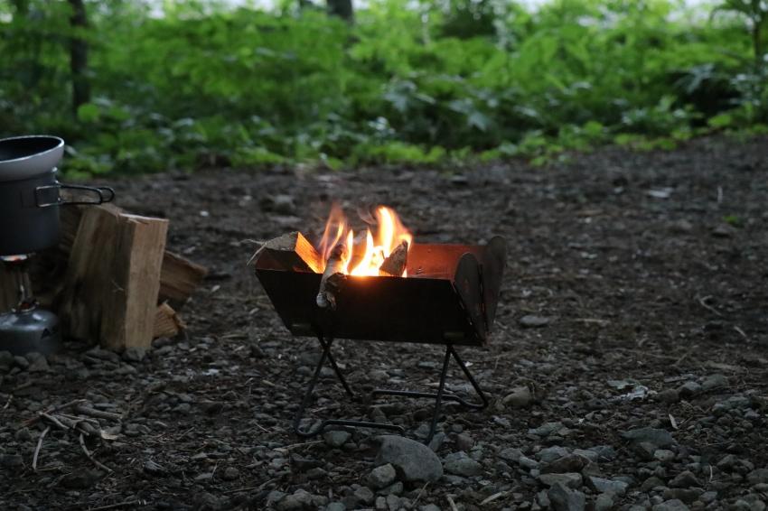 ユーコ焚き火台