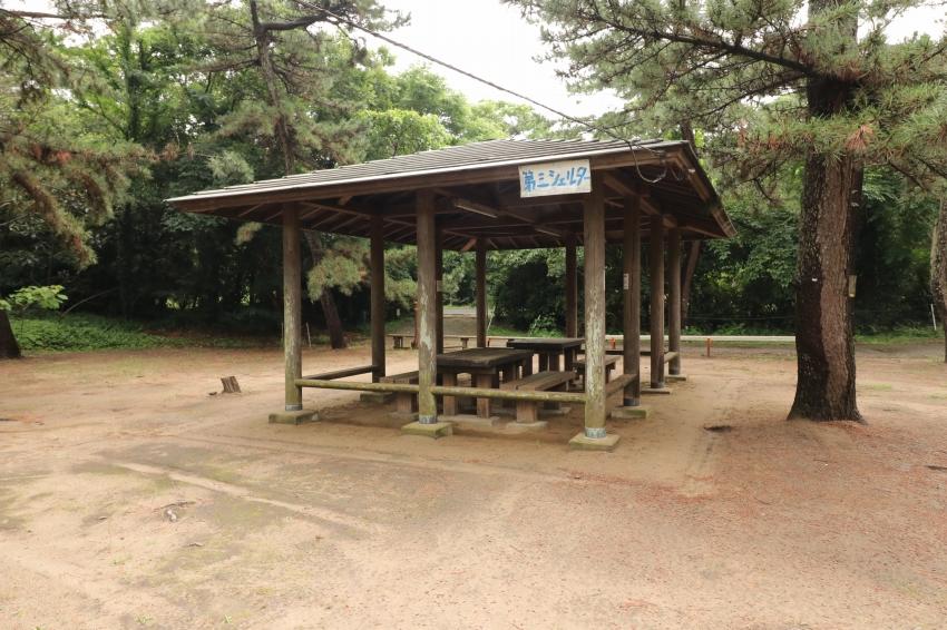 富津公園キャンプ場
